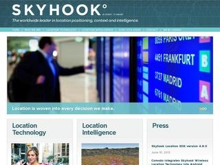 Skyhook Wireless