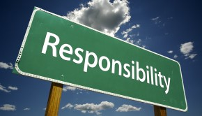 Big Data — Not Only Possibilities; Demands Responsibility